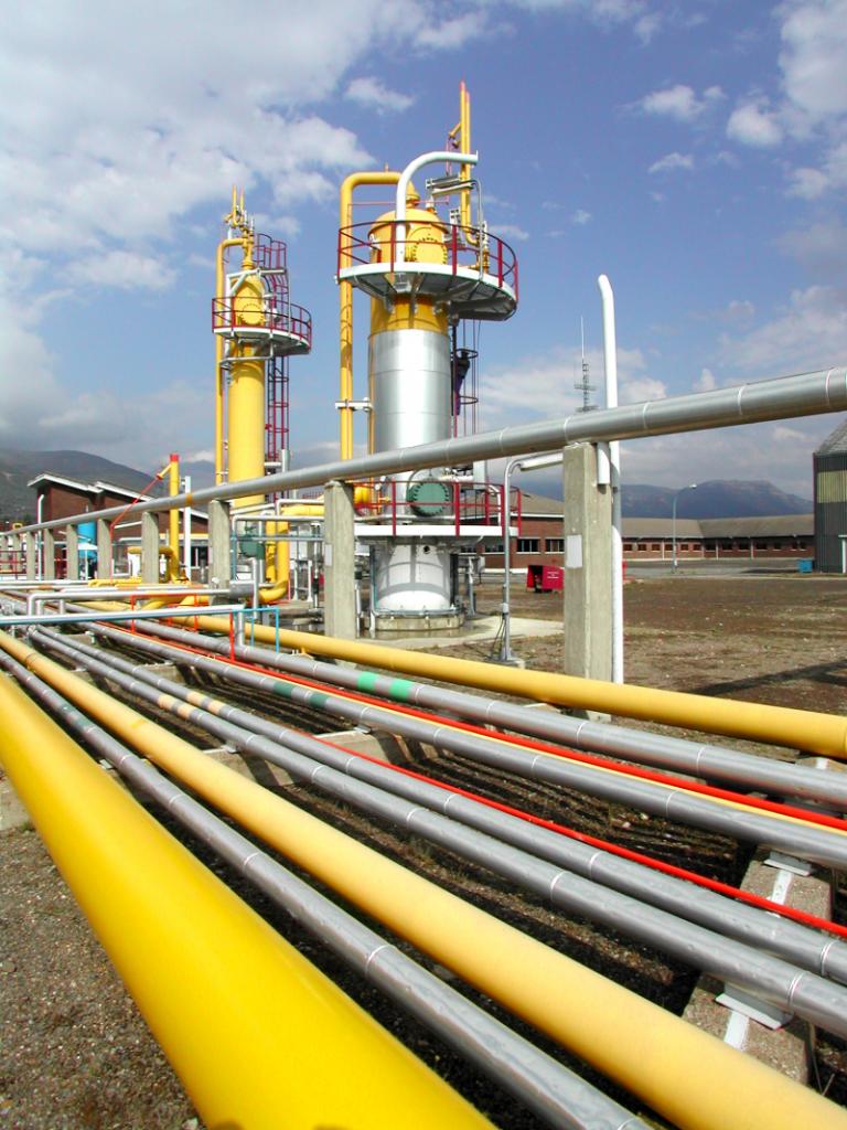 Öljy, kaasu ja petrokemia