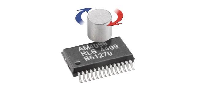 Am4096 Rotary Magnetic Sensor