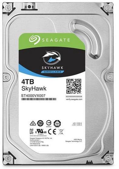 Seagate Skyhawk 4tb
