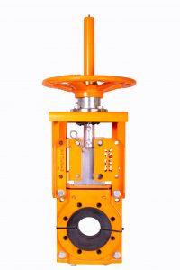 Slurry valves