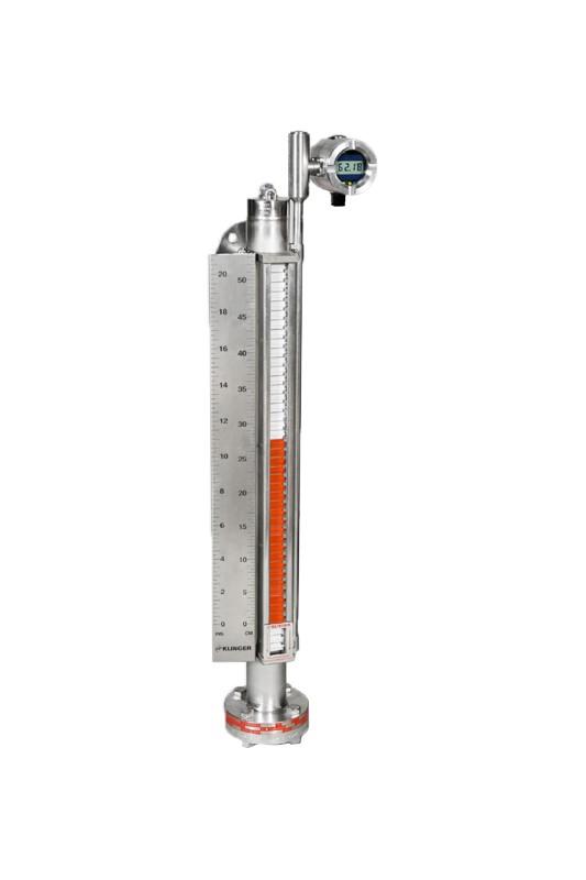 Magneettiset nestepinnanosoittimet