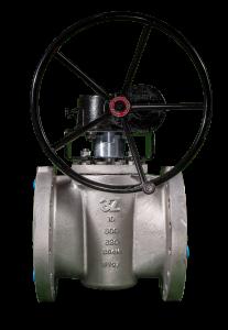 3z Plug valve