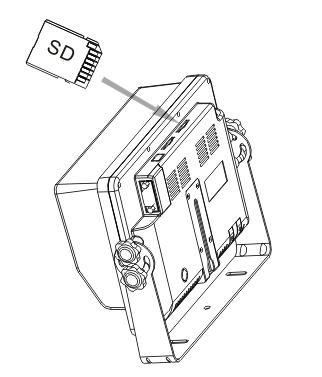 Sharpvision Mo 141d Reversing Camera