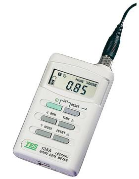 Aseko-TES-1355-desibelimittari