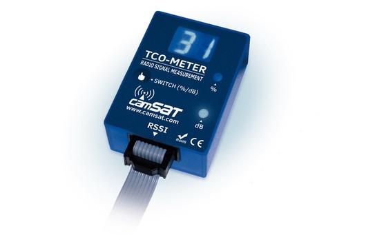 Camsat-TCO-meter-signaalivoimakkuusmittari