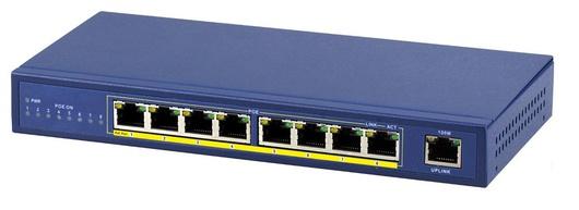 Eagle-I-0908-PoE-Switch