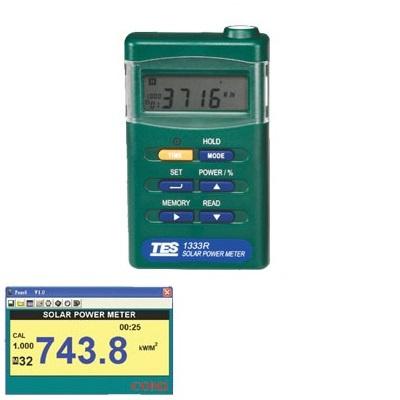 TES-1333R-Solar-Power-Meter