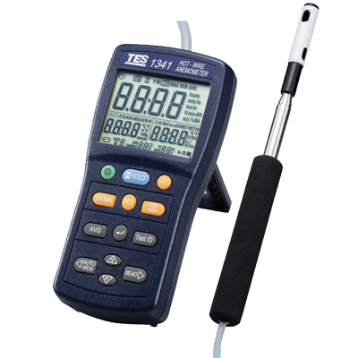 TES-1340-Hot-Wire-Anemometer