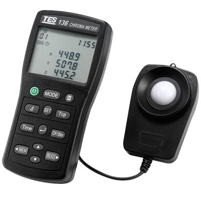 TES-136-Chroma-Meter