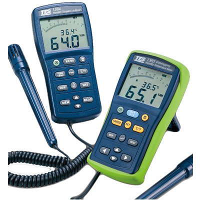 TES-1364_1365-Humidity-Temperature