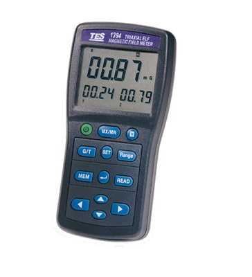 TES-1394S-ElectroMagnetic-Field