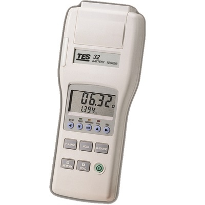 TES-32A-Battery-Capacity-Tester
