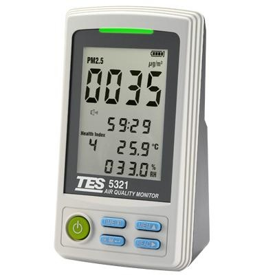 TES-5321-Air-Quality-Monitor