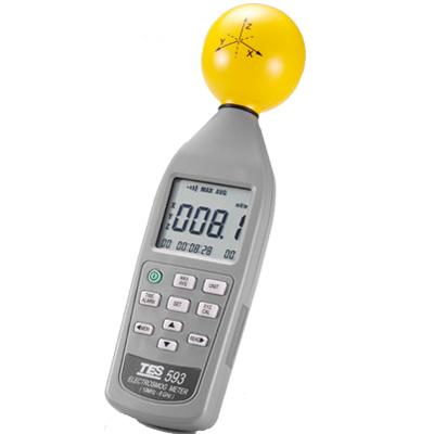 TES-593-ElectroSmog-Meter