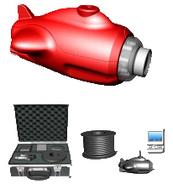Vedenalaiskamera-CM-DLW500C